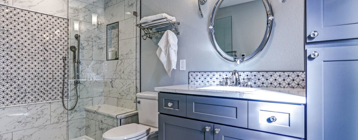 It's Time to Remodel Your Bathroom!