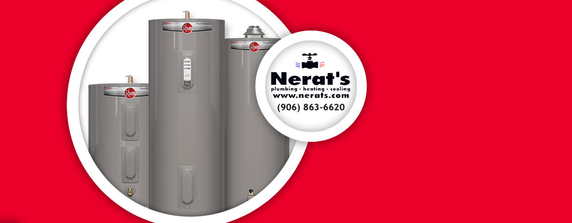 Water Heater Replacement – Same Day Service!