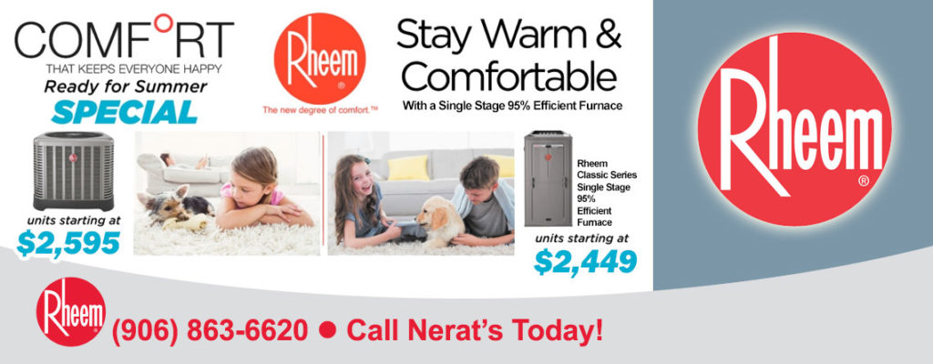 Stay Warm & Comfortable - AC Units Starting at $2,595 & Furnaces Starting at $2,449