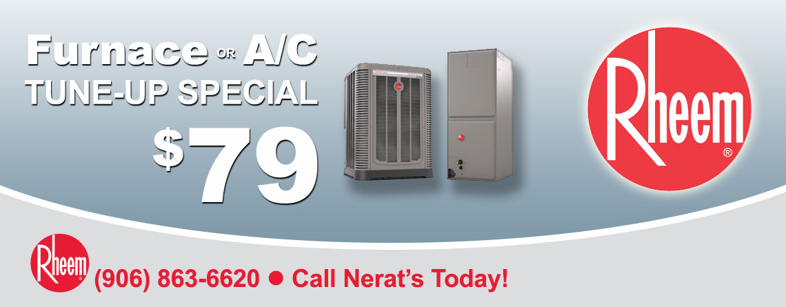 Summer A/C Tune-up Special